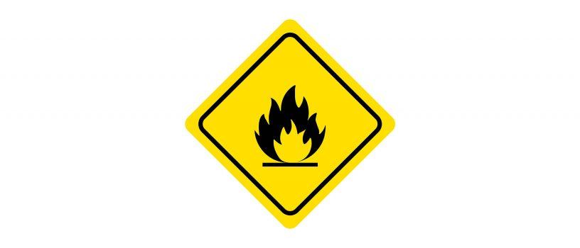 fire risk, flashpoint